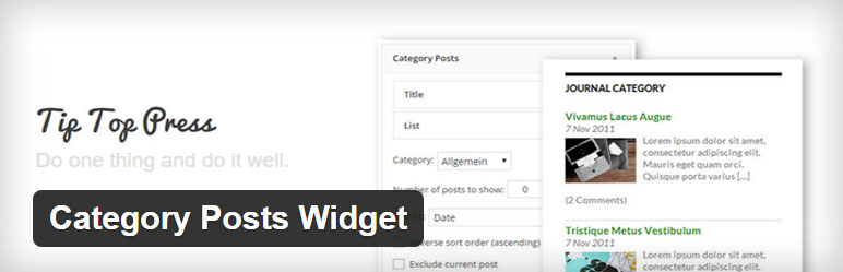 category-posts-widget-wordpress