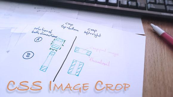 WordPress CSS Image Crop