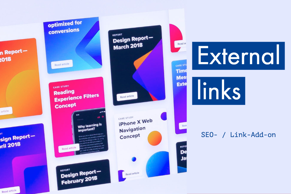 SEO Link add-on